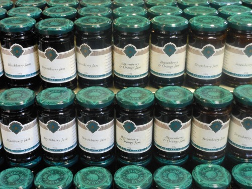 I would highly recommend the strawberry & kirsch jam from the Margaret River Berry Farm